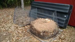 Compost bins simple