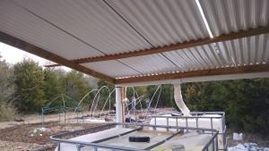 DK rain roof